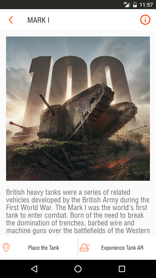 Tank 100- screenshot
