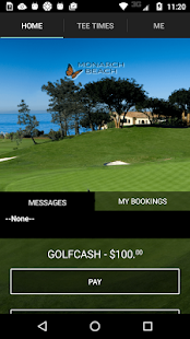 Monarch Beach Tee Times- screenshot thumbnail