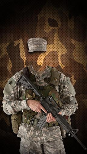 陸軍照片套裝編輯器