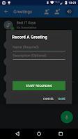 Screenshot of Better YouMail