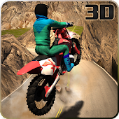 Dirt Bike Racer Hill Climb 3D