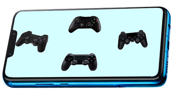 Mobile controller for PC PS3 PS4 Emulator for PC / Windows 7