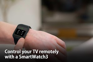 Screenshot of Quick remote:TV SideView Sony