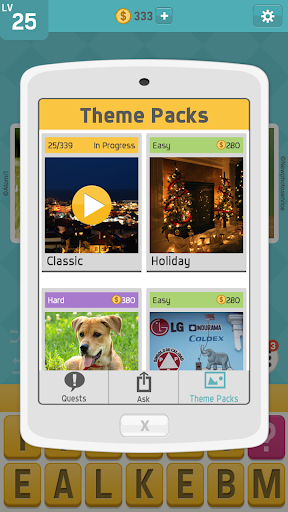 Pictoword: Fun Word Games, Offline Word Brain Game 1.7.18 screenshots 5