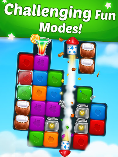Fruit Cube Blast apktram screenshots 16