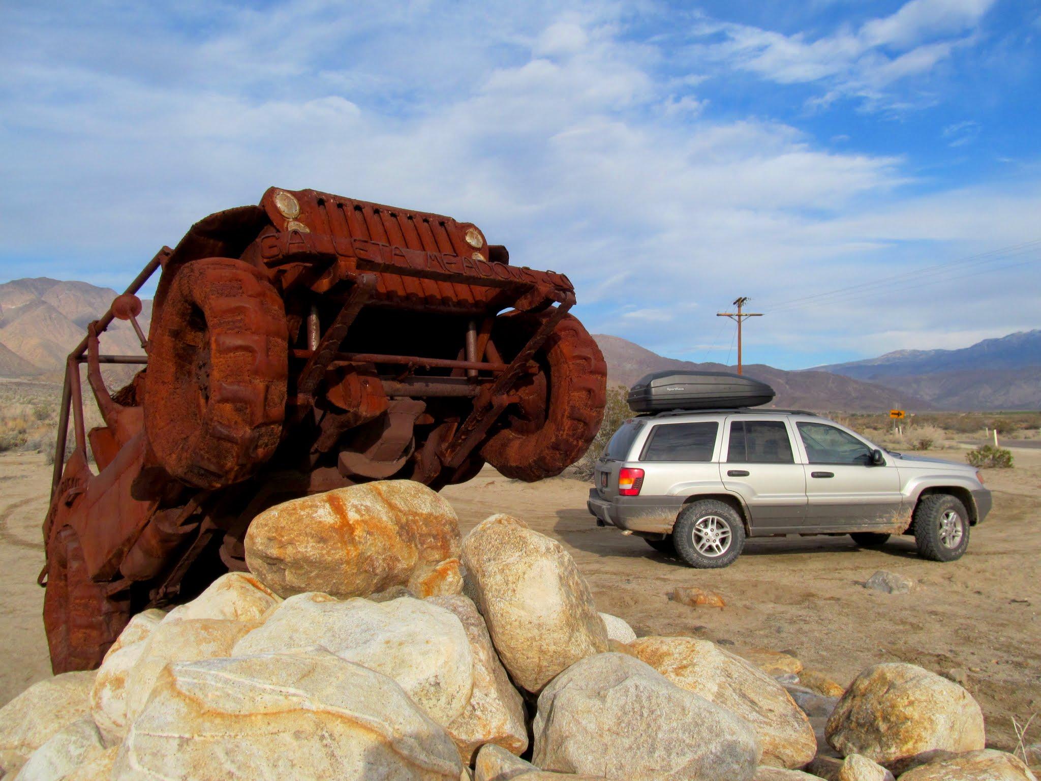 Photo: Jeeps!