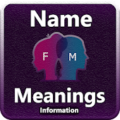 Name Meanings With Detail Information Android APK Download Free By Agile Apps Solution