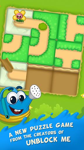 Water Me Please! Water Game: Brain Teaser apktreat screenshots 2