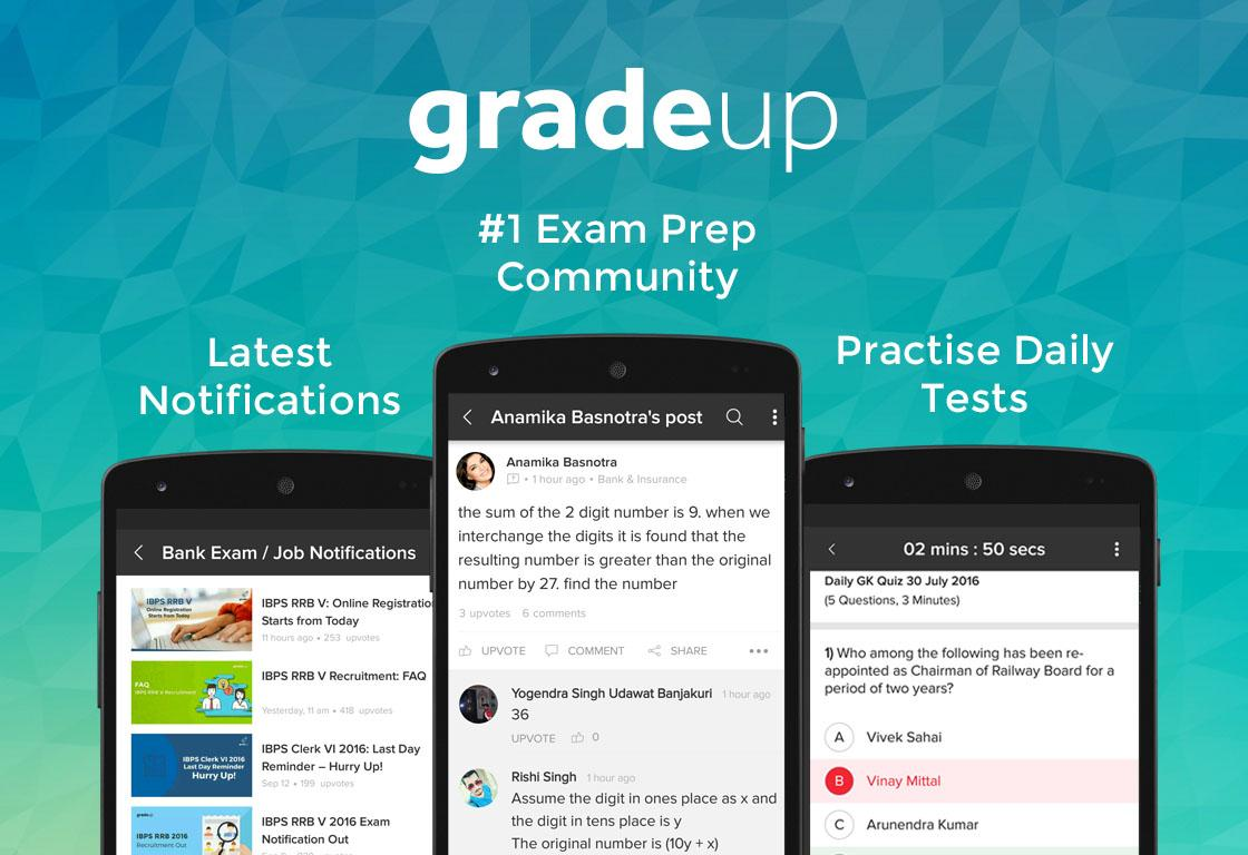 Gradeup: Free Exam Preparation- screenshot