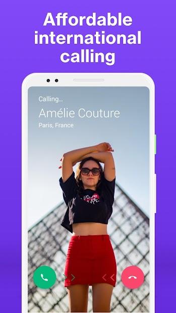 Screenshot - TextNow: Free Texting Calling App