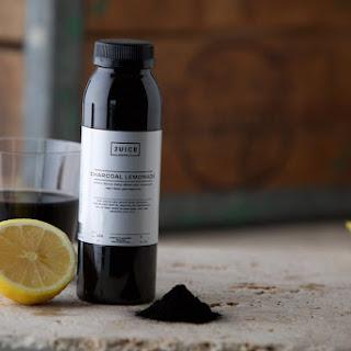 Charcoal Lemonade.