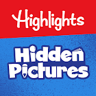 Hidden Pictures Puzzles icon