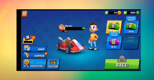 Boom Karts Hack Gems Cheat Android IOS Apk Mod 5