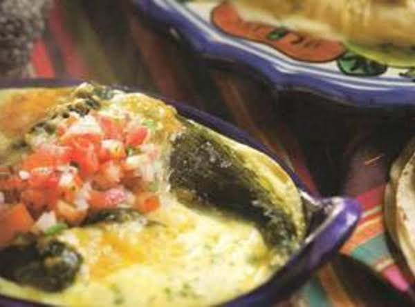 Baked Stuffed Chiles Rellenos Recipe
