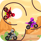 Bike Stunt Tricky Racing Rider Free 🚵🚵