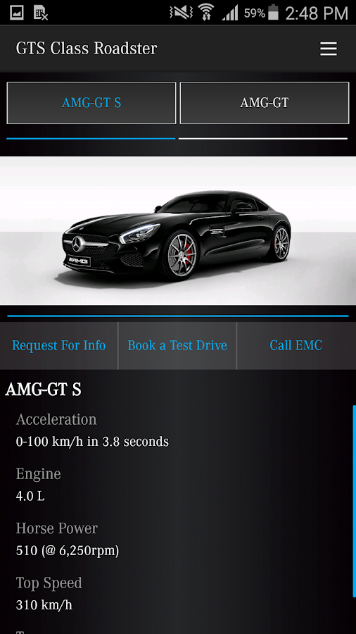 Emc mercedes benz android apps on google play for Mercedes benz apps