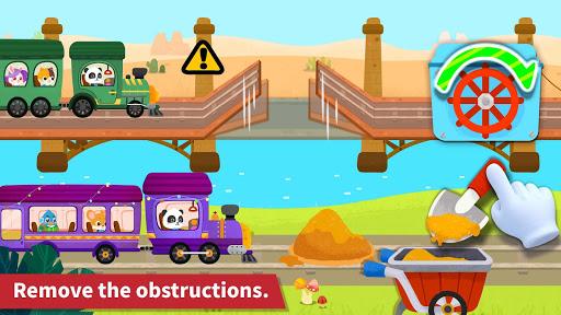 Baby Panda's Train 8.43.00.10 screenshots 4