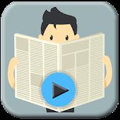 PlayNews: Listen to news sites