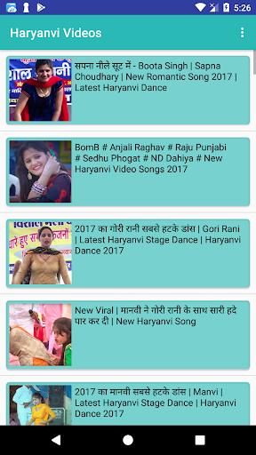 Download Haryanvi Videos - Sapna Chaudhary Dance Google Play