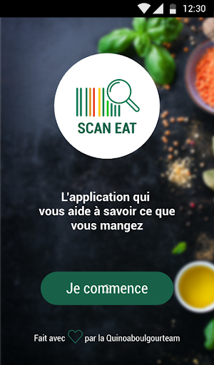 Scan Eat - Scanner alimentaire pour mieux manger  screenshots 9