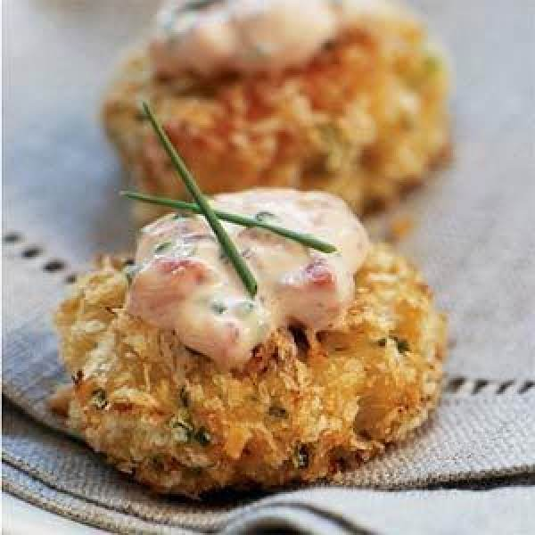 Crispy Crab Balls Recipe