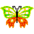 Butterfly Color by Number - Pixel Art Sandbox Draw APK
