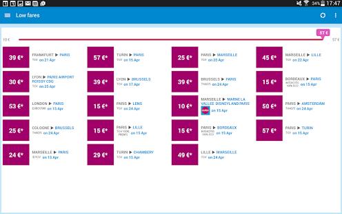 Voyages-SNCF Screenshot 14