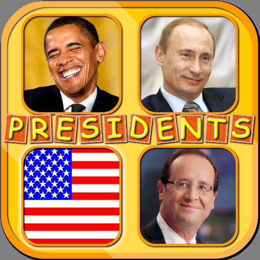 大統領と国クイズ 益智 App LOGO-APP開箱王