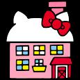 ハローキティのおでかけタウン icon