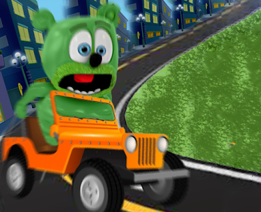 Gummy Bear And Friends - Speed Racing Car
