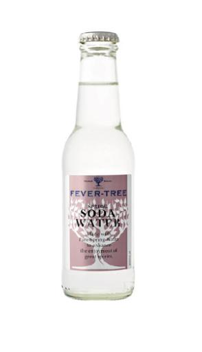 Soda water fever tree Julhès