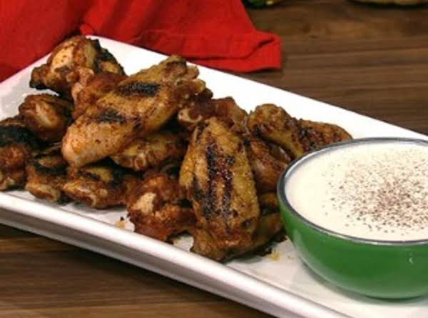 Alabama White Bbq Sauce And Chicken Wings Recipe