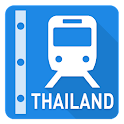 Thailand Rail Map - Bangkok icon