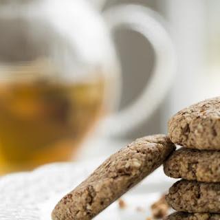 Easiest Almond Cookies by Ricki Heller.