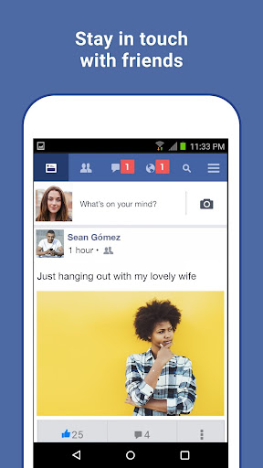 Facebook Lite 144.0.0.10.114 screenshots 2