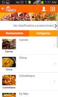 Screenshot of Domicilios Tuordenexpress.com