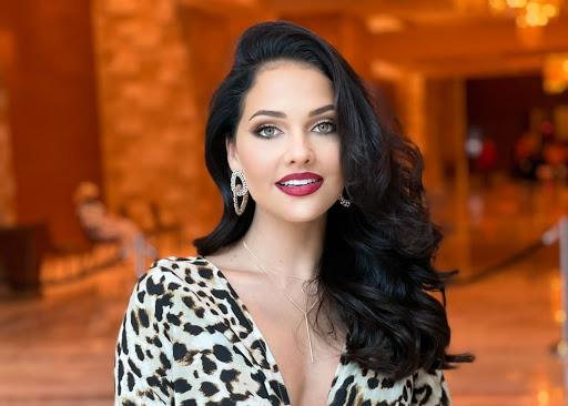 SA shows Natasha Joubert love despite early Miss Universe exit