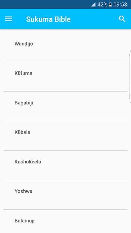 Bibilia Ilagano Sukuma Bible Android Applications Appagg