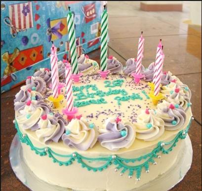 Birthday Cake Design Android App Screenshot