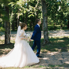 Wedding photographer Snezhana Ryzhkova (sneg27). Photo of 31.07.2017