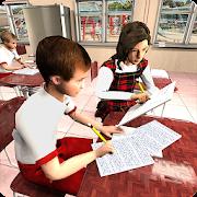 Virtual Girl Life: High School Cheating Girl Cheat