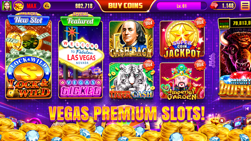 Real Casino - Free Vegas Casino Slot Machines filehippodl screenshot 5