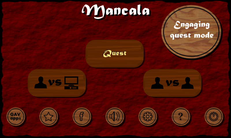 Mancala Gold- screenshot