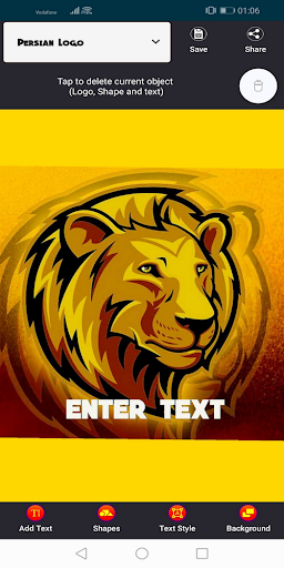 Design Logo Ideas | Create Logo eSport 1.1.1 screenshots 2