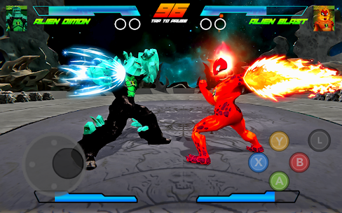 Heroes Alien Force Fight Ultimate Earth Battle War 1