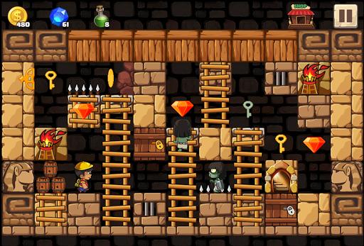 Puzzle Adventure - Underground Temple 1.1.4 screenshots 1