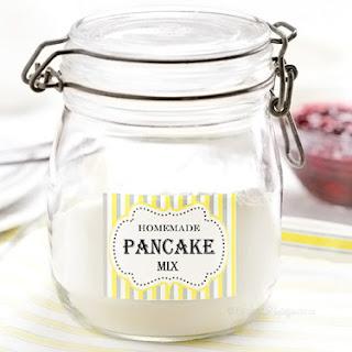 Pancake Mix Flour Eggs Sugar Recipes.