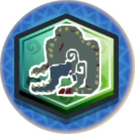復刻第3回龍天災認定証【恐暴竜】