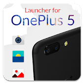 Launcher for One Plus 5