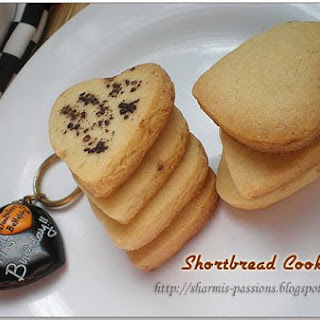 Shortbread Cookies At Their Best!
